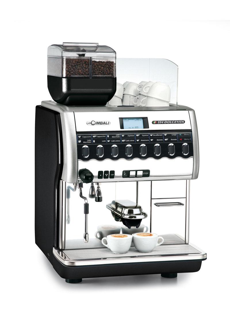 La Cimbali Espresso Kahve Makinesi S54 DOLCEVITA MILK PS