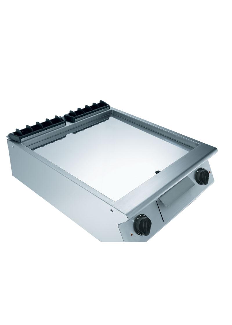 Mareno 900 Serisi Kromajlı Düz Pleytli Elektrikli Izgara 80x90x25 cm - NFT98ELC